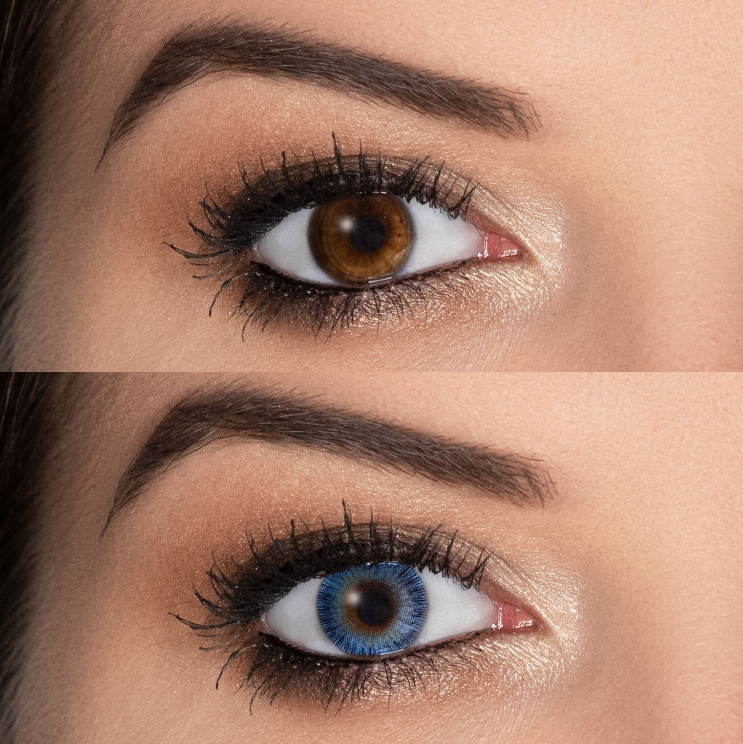 ochi de culoare închisă pierdere în greutate)