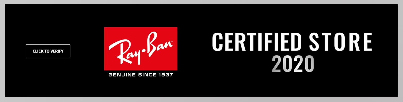 Videt este Certified Reseller Ray-Ban! Cei mai doriți ochelari Ray-Ban, la super prețuri!