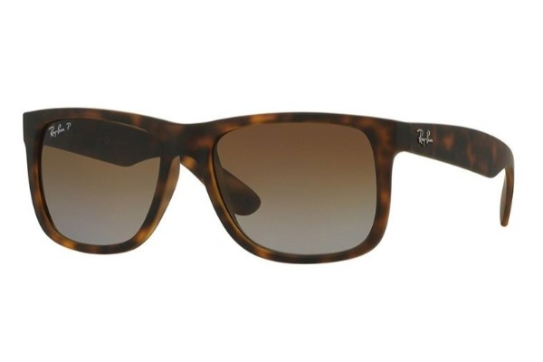 Ochelari de soare flat top Ray-Ban Justin RB4165 - 865/T5