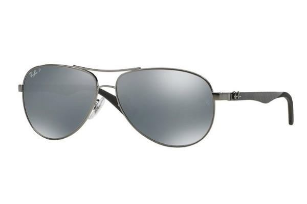 Ochelari de soare Ray-Ban CARBON FIBRE RB8313 004/K6