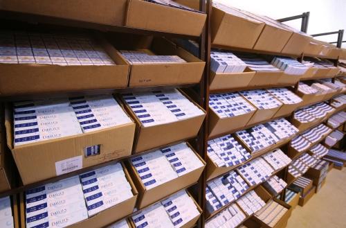 We keep our lenses warehouse still full