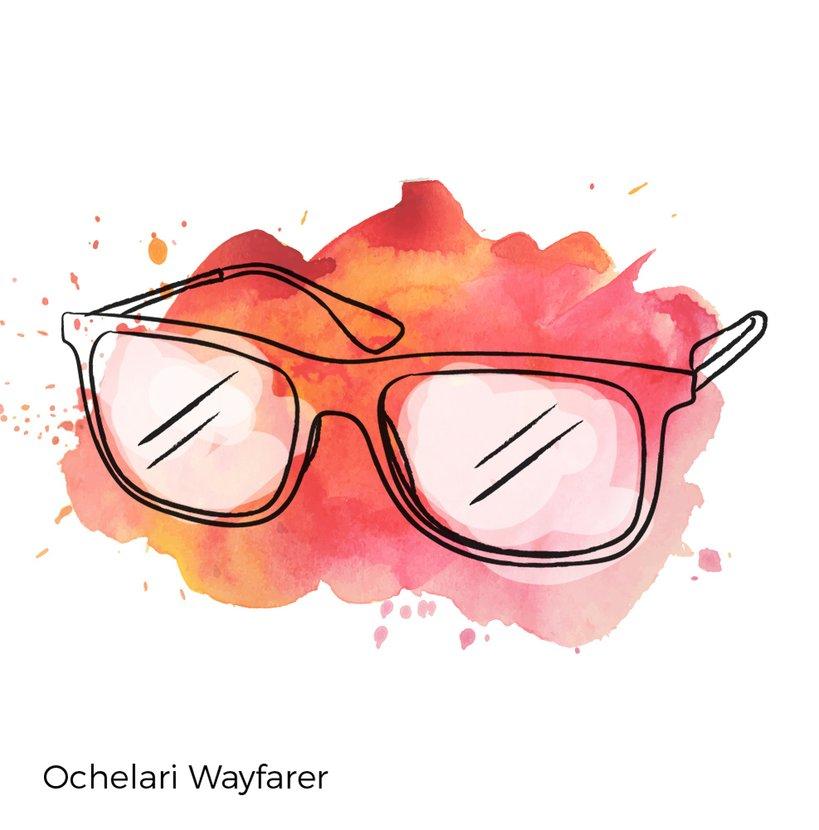 ochelari vedere wayfarer