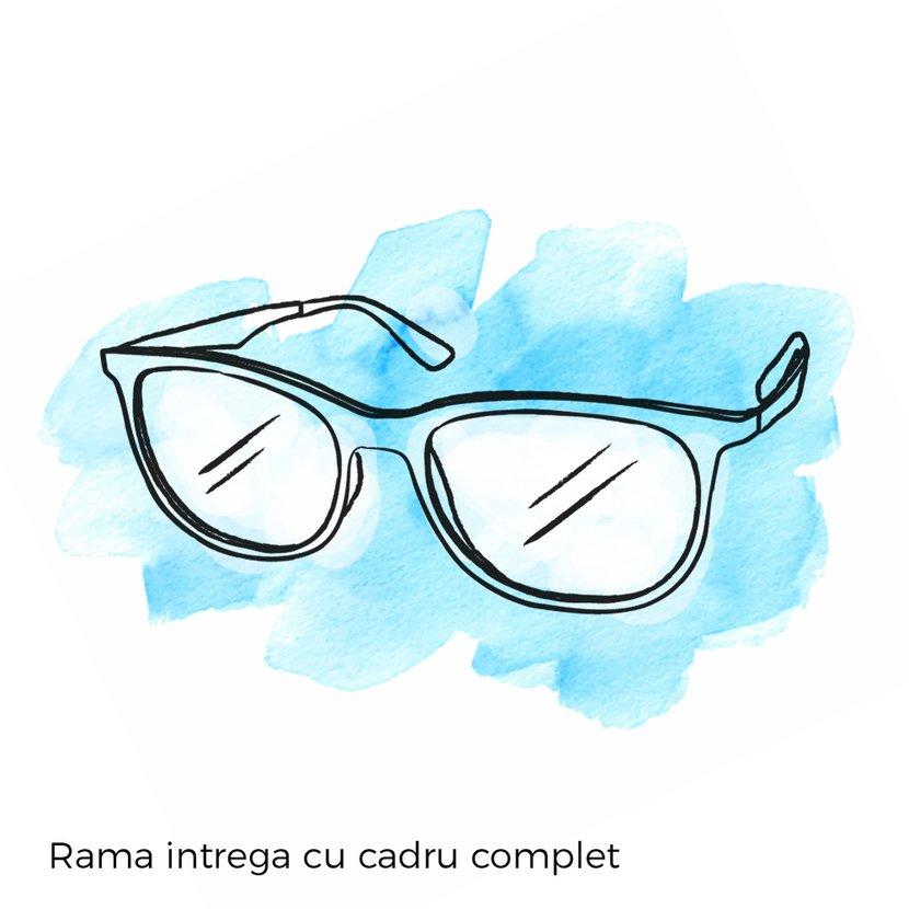 rama ochelari intreaga