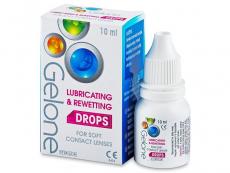 Soluții și lacrimi artificiale pentru lentile de contact - Picături oftalmice Gelone Drops 10ml