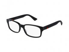 Ochelari de vedere Gucci - Gucci GG0012O-001