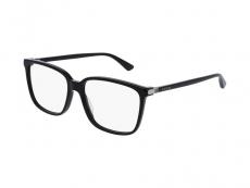 Ochelari de vedere Gucci - Gucci GG0019O-001