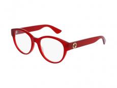 Ochelari de vedere Ovali - Gucci GG0039O-004