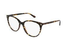 Ochelari de vedere Ovali - Gucci GG0093O-002
