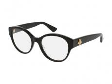 Ochelari de vedere Rotunzi - Gucci GG0099O-001