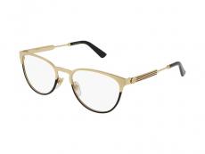 Ochelari de vedere Browline - Gucci GG0134O-001