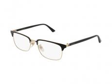 Ochelari de vedere Browline - Gucci GG0131O-001