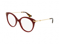 Ochelari de vedere Rotunzi - Gucci GG0109O-006