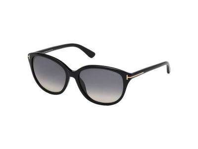 Ochelari de soare Tom Ford Karmen FT0329 01B
