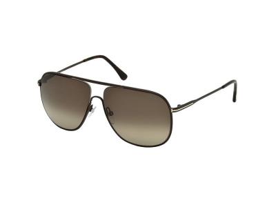 Ochelari de soare Tom Ford Dominic FT0451 49K
