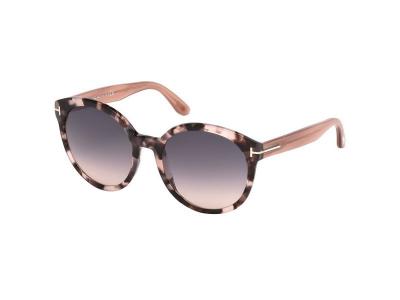 Ochelari de soare Tom Ford Philippa FT0503 56B
