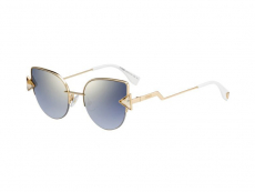 Ochelari de soare Cat-eye - Fendi FF 0242/S 000/FQ