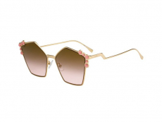 Ochelari de soare Fendi - Fendi FF 0261/S 000/53