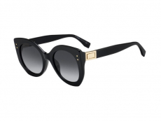 Ochelari de soare Rotunzi - Fendi FF 0265/S 807/9O