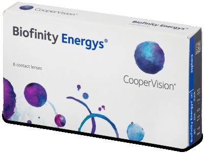 Biofinity Energys (6 lentile)