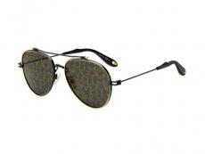 Ochelari de soare Givenchy - Givenchy GV 7057/S NUDE 2M2/7Y