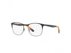 Ochelari de vedere Ovali - Ray-Ban RX6412 2904