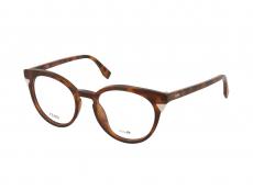 Ochelari de vedere Fendi - Fendi FF 0127 MQL