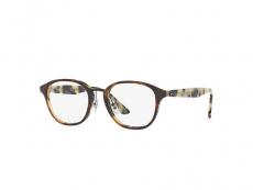 Ochelari de vedere Ovali - Ray-Ban RX5355 5676