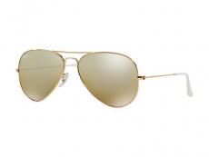Ochelari de soare Aviator - Ray-Ban Original Aviator RB3025 - 001/3K