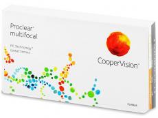 Lentile de contact CooperVision - Proclear Multifocal XR (3 lentile)