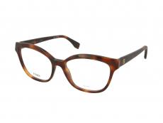 Ochelari de vedere Ovali - Fendi FF 0044 05L
