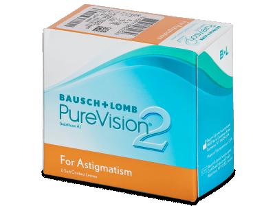 PureVision 2 for Astigmatism (6lentile)