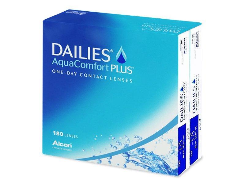 Dailies AquaComfort Plus (180lentile) - Design-ul vechi