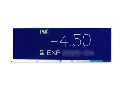 Dailies AquaComfort Plus (180lentile) - Parametrii lentilei