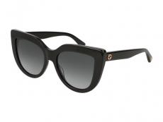 Ochelari de soare Cat-eye - Gucci GG0164S-001