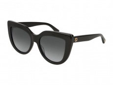Ochelari de soare Cat-eye - Gucci GG0164S-003
