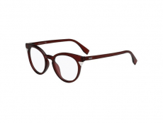 Ochelari de vedere Cat-eye - Fendi FF 0127 MQN