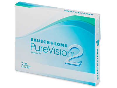 PureVision 2 (3lentile)