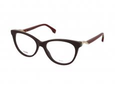 Ochelari de vedere Fendi - Fendi FF 0201 5BR