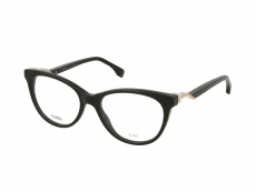 Ochelari de vedere Fendi - Fendi FF 0201 807