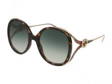 Ochelari de soare Ovali - Gucci GG0226S-003