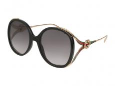 Ochelari de soare Ovali - Gucci GG0226S-001
