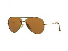 Ochelari de soare Aviator - Ray-Ban AVIATOR FULL COLOR RB3025JM 169