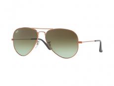 Ochelari de soare Aviator - Ray-Ban AVIATOR LARGE METAL RB3025 9002A6