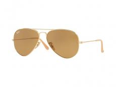 Ochelari de soare Aviator - Ray-Ban AVIATOR LARGE METAL RB3025 90644I