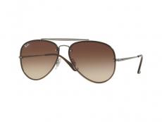 Ochelari de soare Aviator - Ray-Ban BLAZE AVIATOR RB3584N 004/13