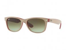 Ochelari de soare Wayfarer - Ray-Ban NEW WAYFARER RB2132 6307A6