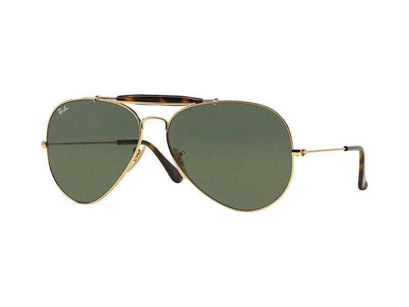 Ochelari de soare Ray-Ban Outdoorsman II RB3029 181