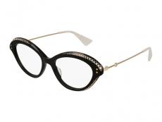 Ochelari de vedere Gucci - Gucci GG0215O-001