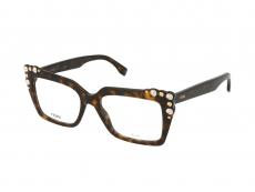 Ochelari de vedere Fendi - Fendi FF 0262 086