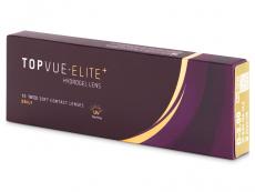 Lentile de contact de unică folosință - TopVue Elite+ (10 lentile)